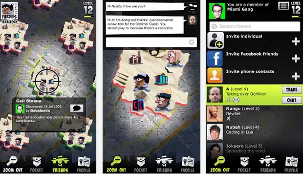 best android apps AR Mafia