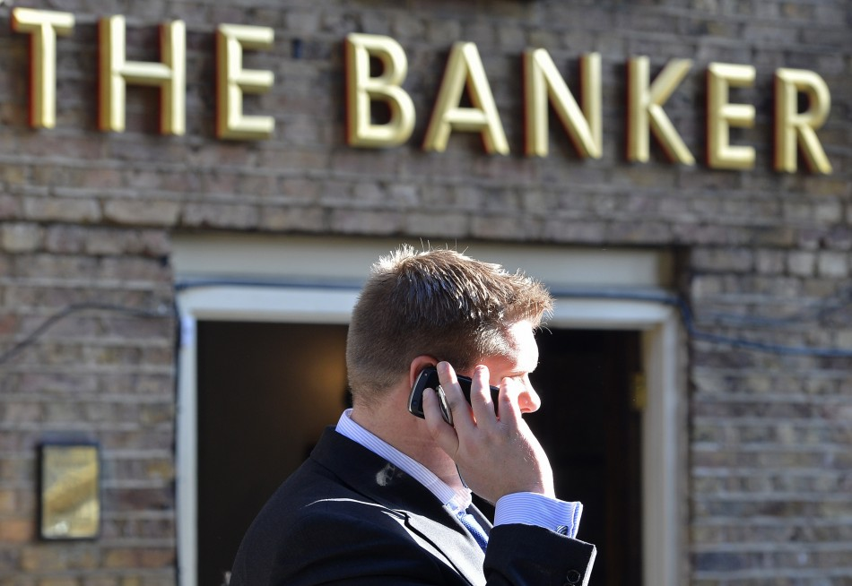 Bankers' bonuses