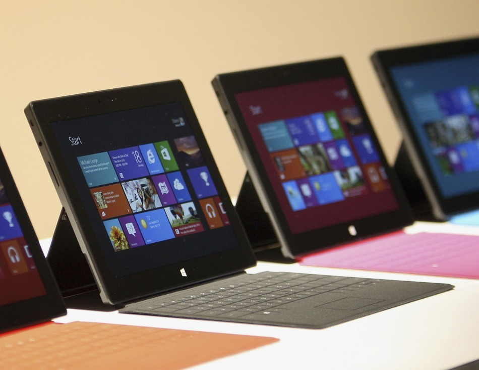 Microsoft Writes Off $900 million on Surface Tablet