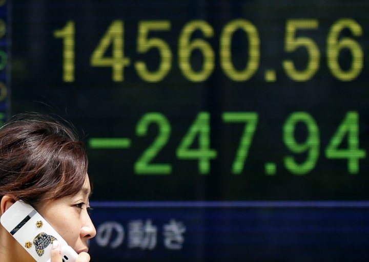 The Nikkei takes a hit on 19 July