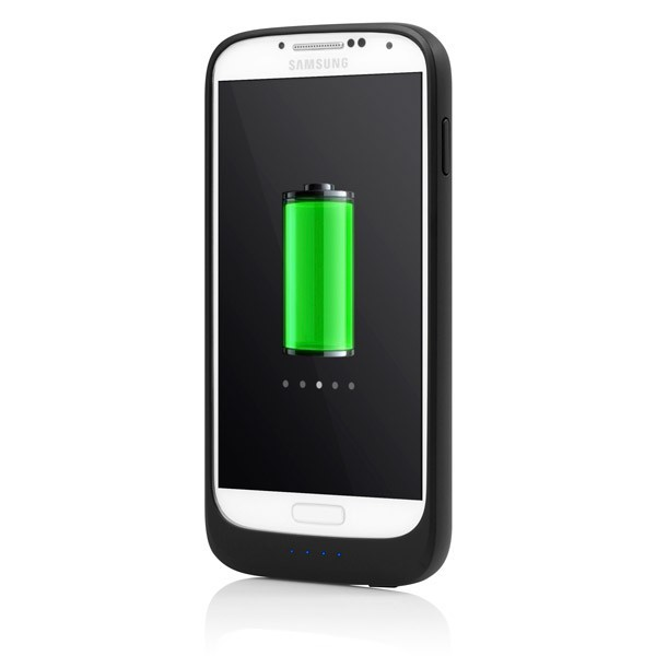 samsung galaxy s4 gets 3100 mah battery cover case accessory. Black Bedroom Furniture Sets. Home Design Ideas