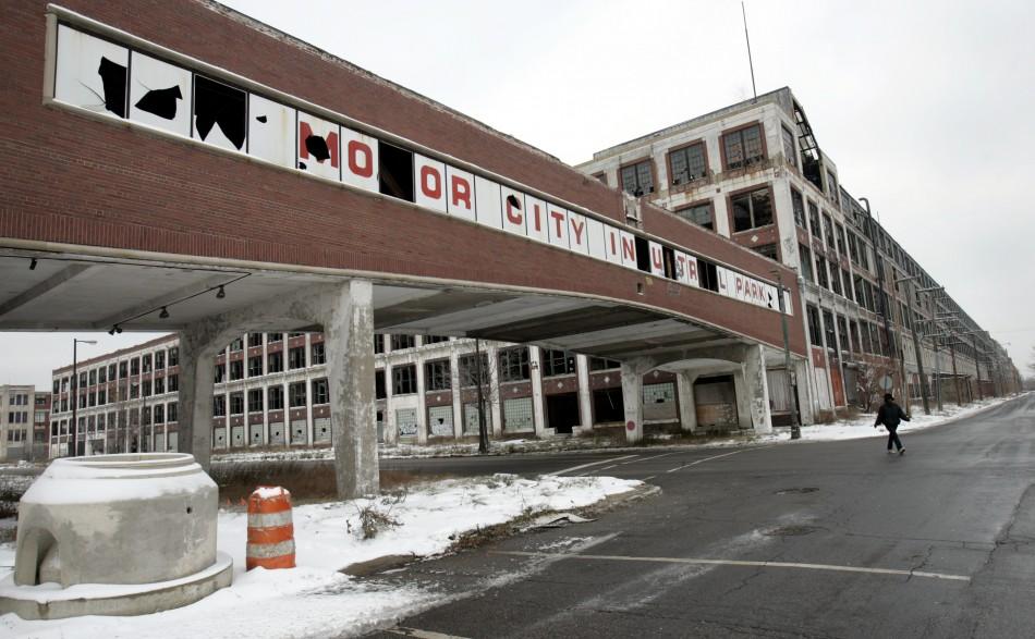Factories Shut Down