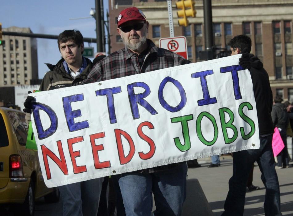 Mass Job Losses