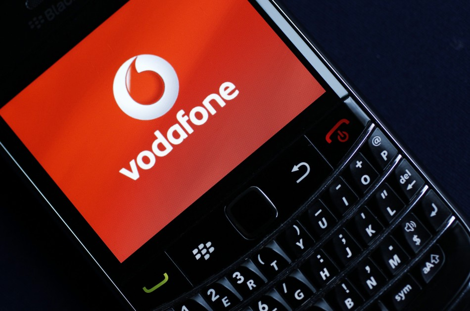 Vodafone hit by European woes