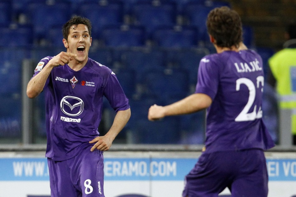 Stevan Jovetic (L) and Adem Ljajic