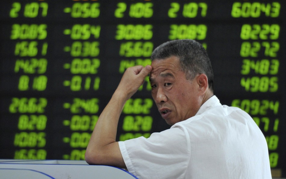 Mainland Chinese markets plunge during the week