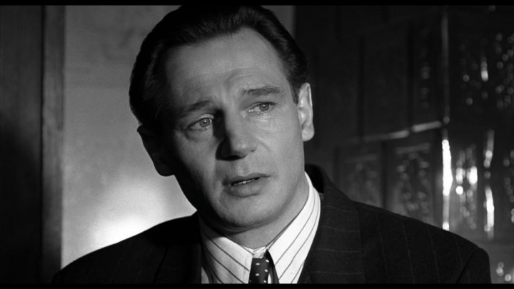 Liam Neeson played the role of Oskar Schindler in Spielberg's 1993 movie