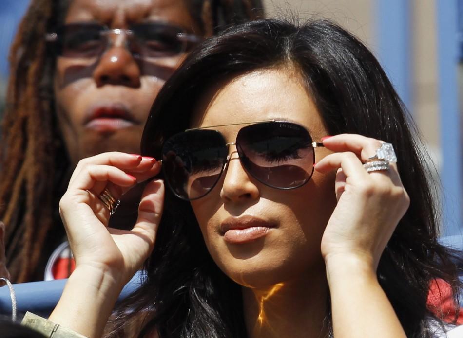 Kim K to display her post pregnancy body on Kris/Reuters