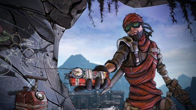 Boderlands 2 (Courtesy: www.borderlands2.com)