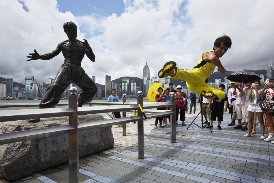 Bruce Lee anniversary