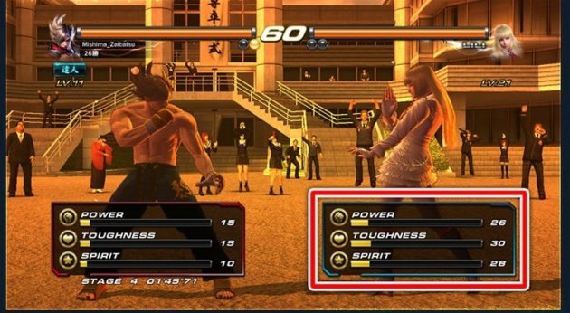 Tekken Revolution (Courtesy: tekken-revolution.bngames.net)