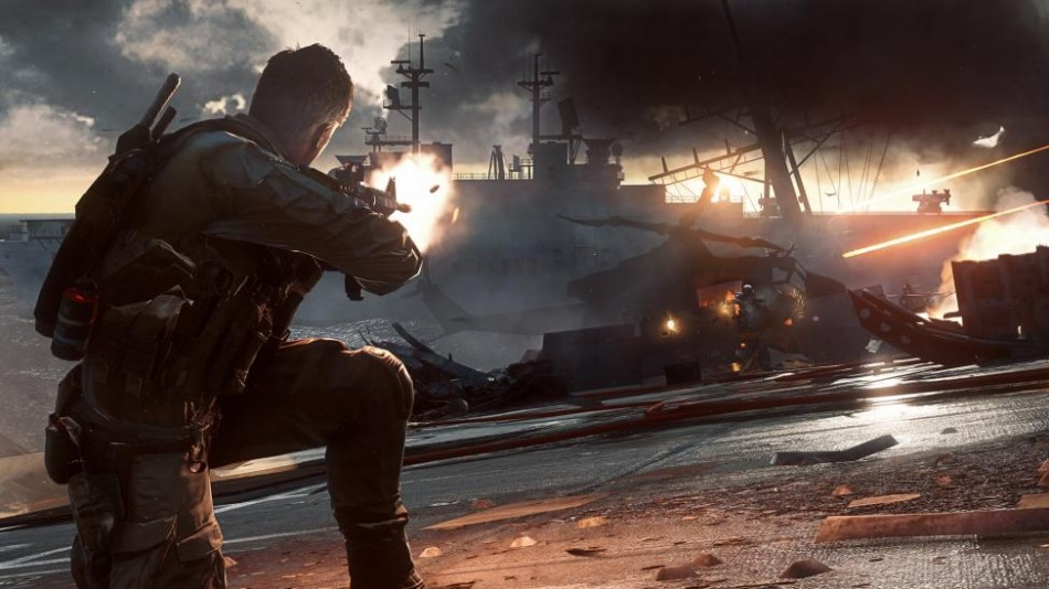 Battlefield 4 (Courtesy: www.battlefield.com)