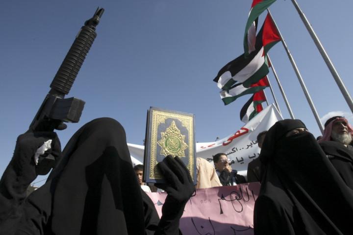 Training camps linked to al-Qaeda in Waziristan region are used to train female bombers