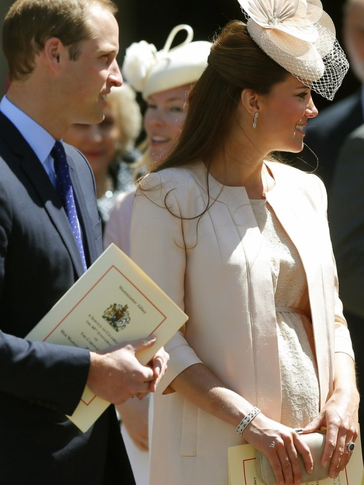 Kate Middleton's final days of waiting before the royal birth