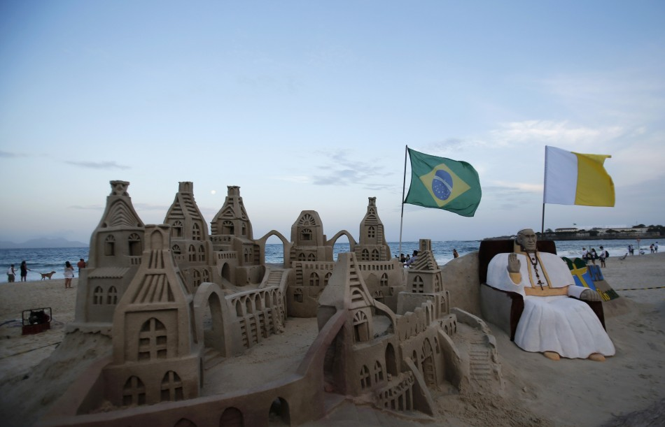 Brazil Gears up for World Youth Day and Pope's Visit