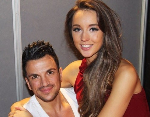 Pete Andre and Emily MacDonagh