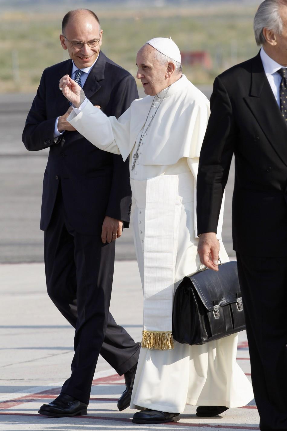Pope Francis WYD Rio