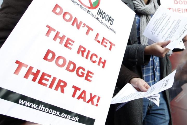 UK tax avoidance