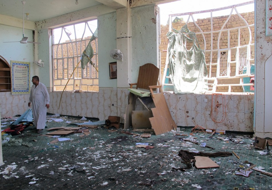 Prison attack in Iraq frees al-Qaida militants