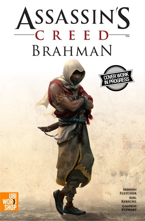 Assassin's Creed Brahman Temporary Cover page (Courtesy: www.ubiworkshop.com)