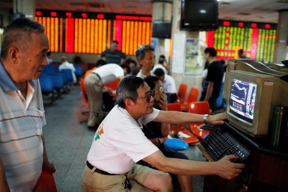 Asian markets gain on 23 July