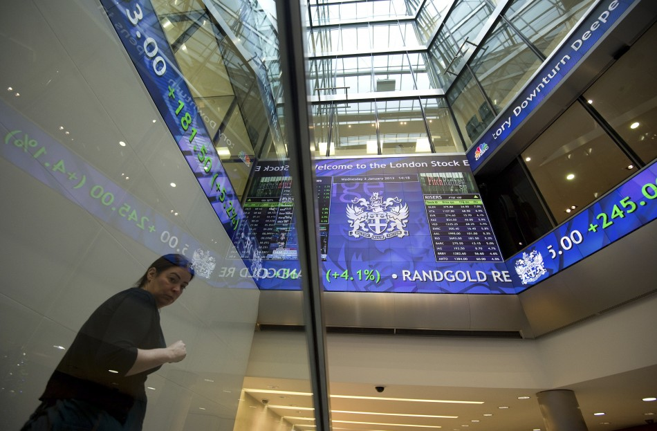 European markets rise on 23 July