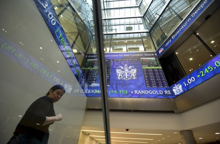 European markets rise on 23 July