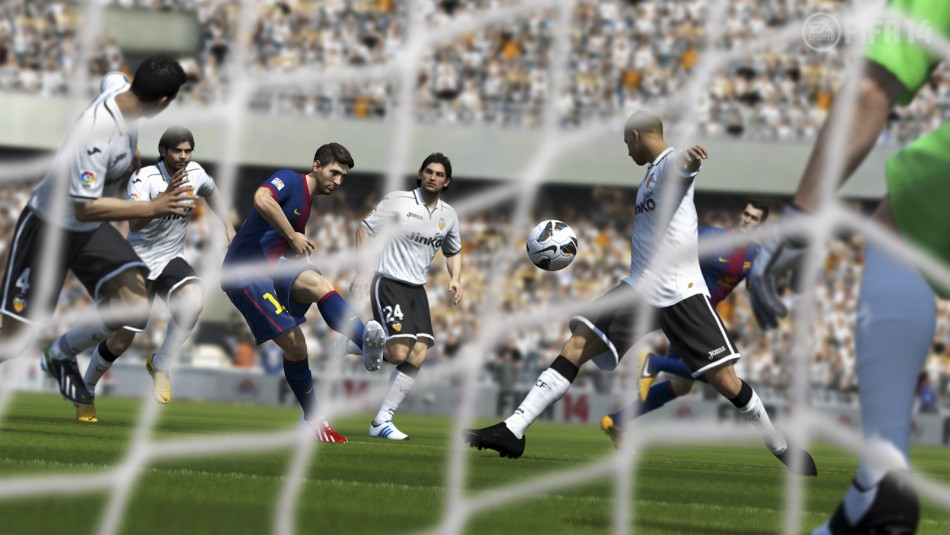 FIFA 14 (Courtesy: www.ea.com)