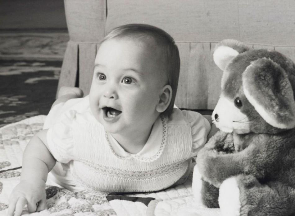 Baby Prince William