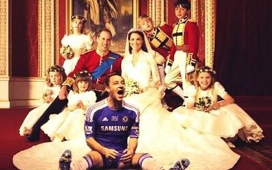BigTomD A baby boy is born and John Terry rejoices RoyalBabyWatch