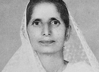 Sant Kaur Bajwa, pictured aged 55, was the oldest person in Britain before her death