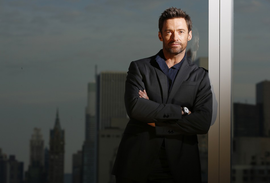 Hugh Jackman's Wife Prefers Him Fat and Chubby/Reuters