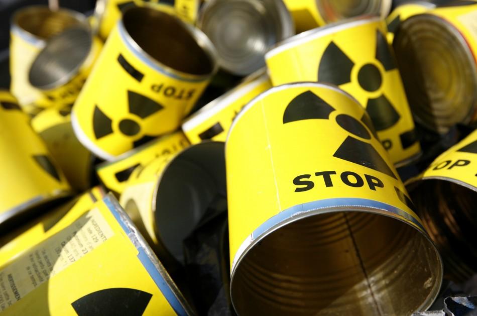 Radiation alert
