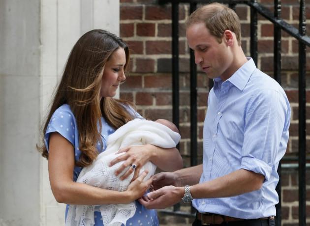 Royal Baby Joy