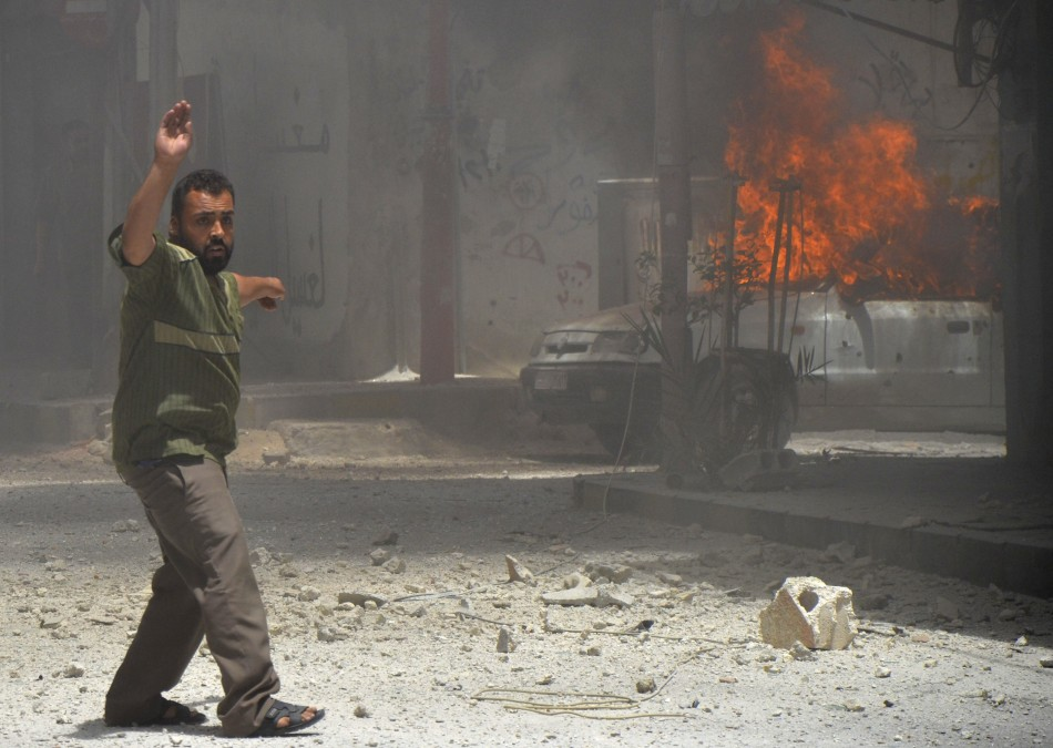 Syria turning into global jihad headquarters, warns Israeli intel chief