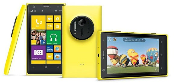 Nokia Lumia 1020 Reviews