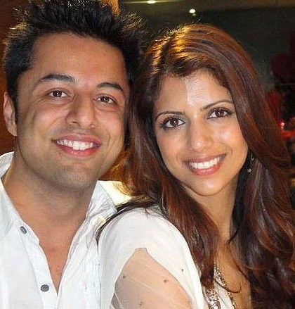 Shrien and Anni Dewani (r) had just got married when she was shot dead on her honeymoon