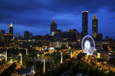 10. Atlanta, Ga.