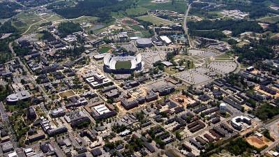 5. Auburn, Ala.