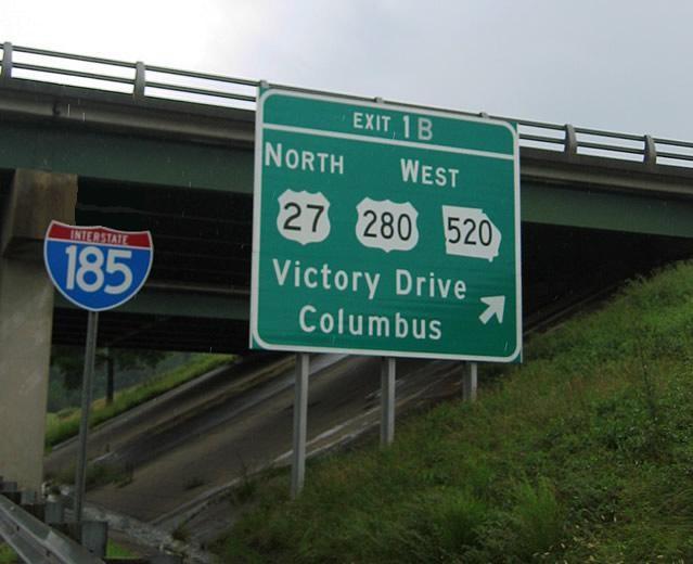 4. Columbus, Ga.