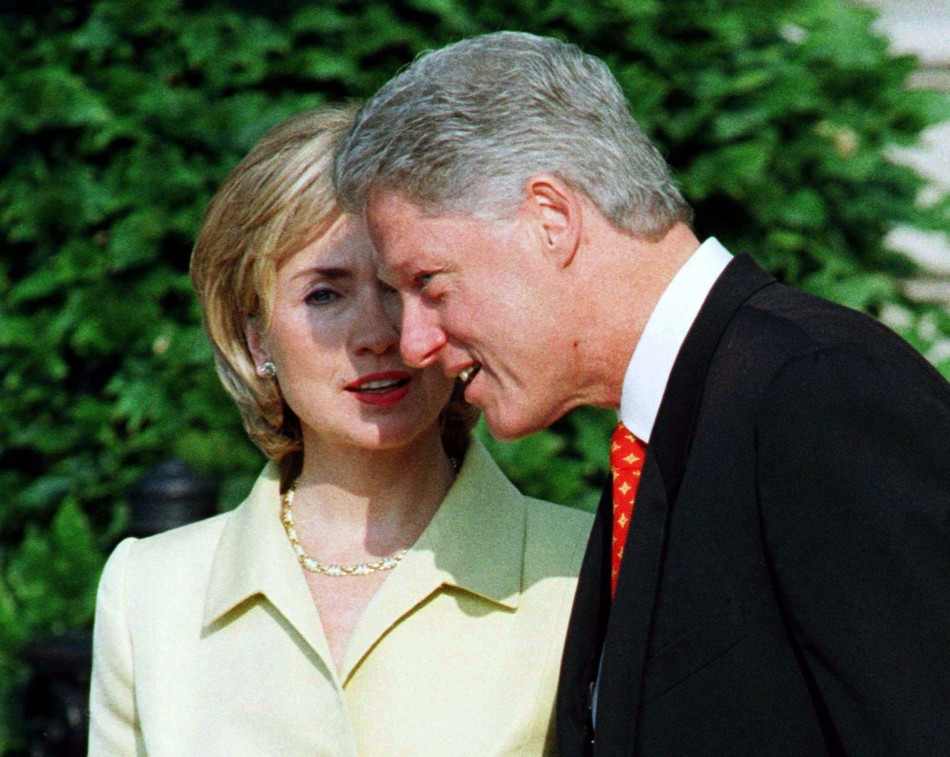 Hillary & Bill Clinton