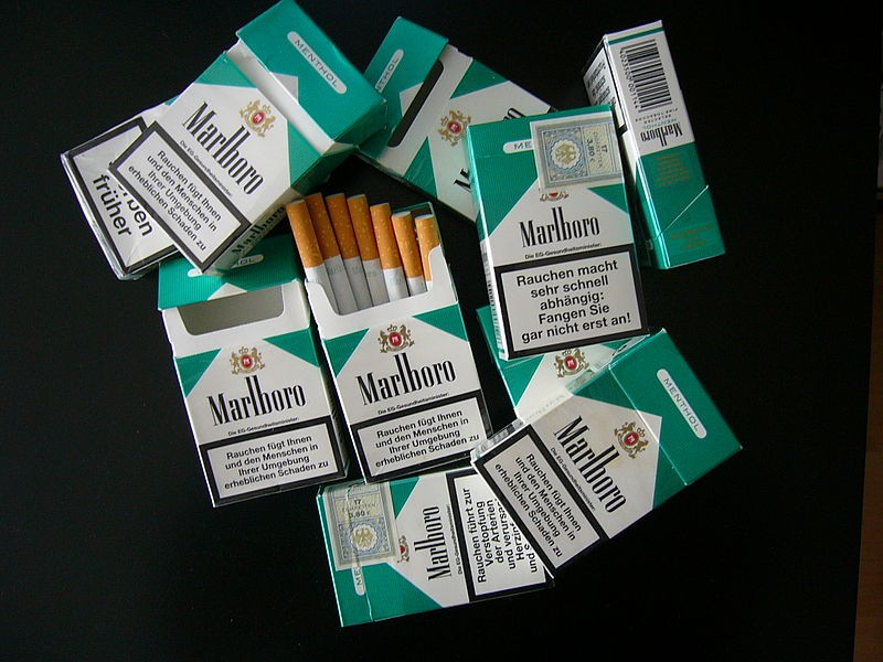 UK unfiltered cigarettes Marlboro