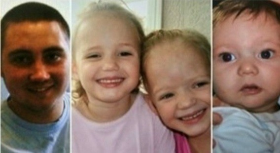 Reece, 19, Holly and Ella, who were four, and two-year-old Jordan all died from smoke inhalation (Lancashire Police)