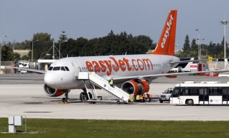 EasyJet's revenue up 10.5% in third quarter