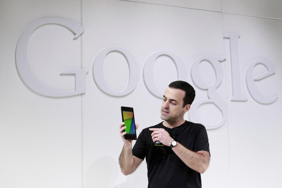 Google Nexus 7 Android 4.3