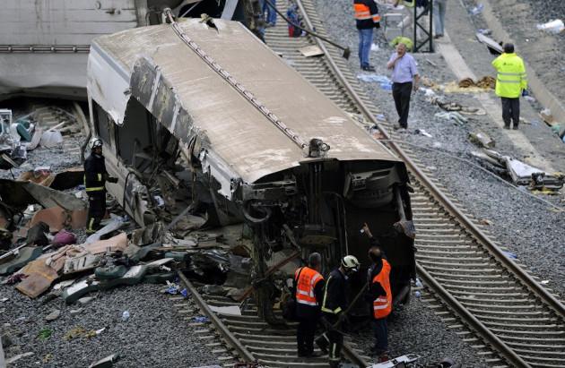 Spain crash