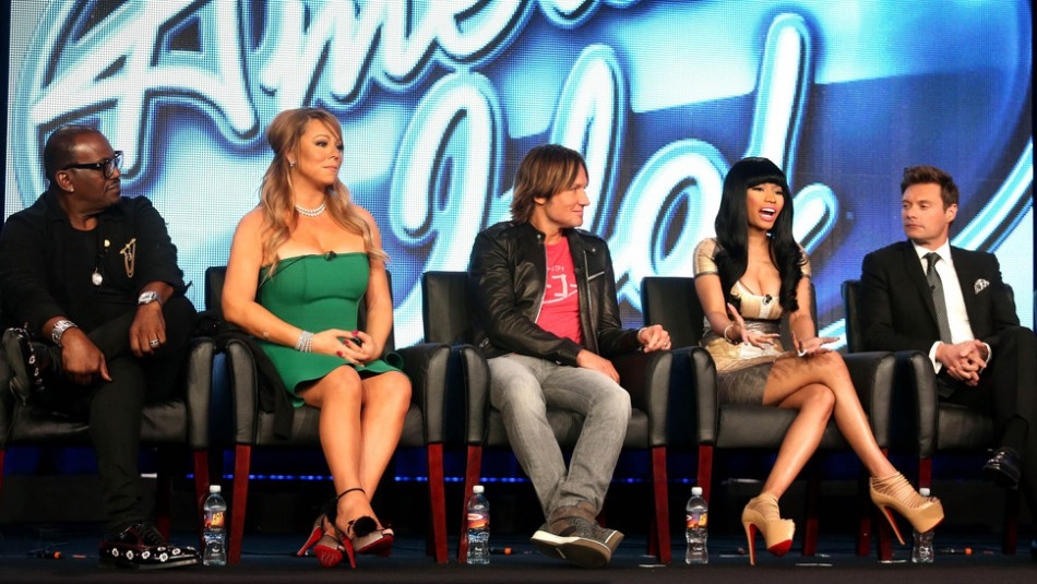 'American Idol' judges