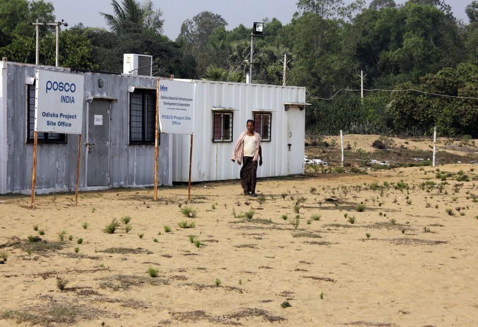 Posco to build Odisha steel plant, despite delays