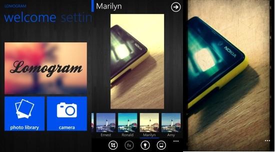 best windows apps lomogram