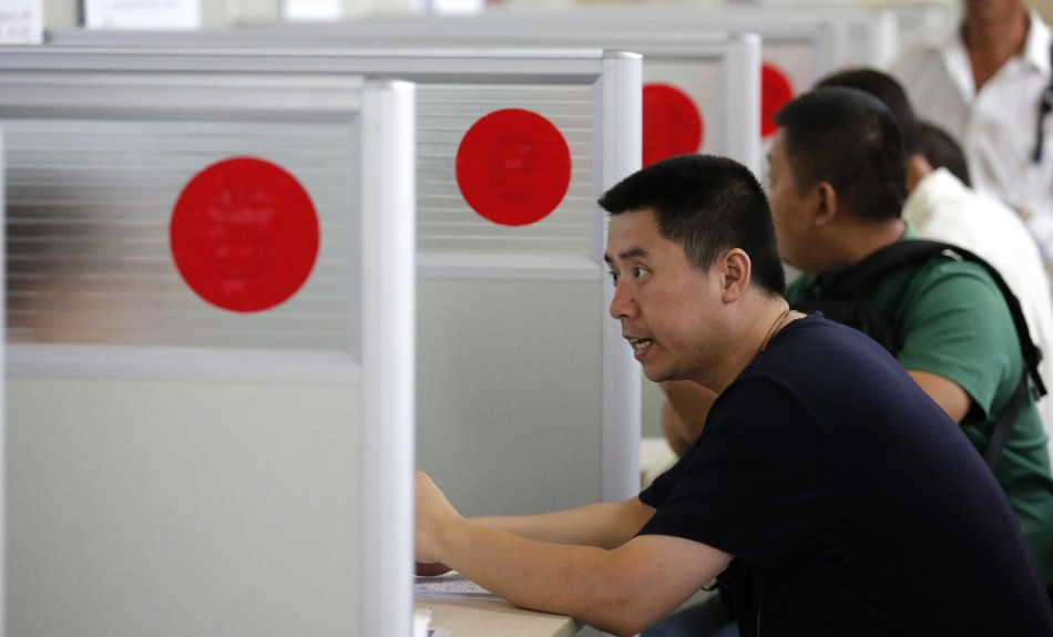 China needs to create a lot more service sector jobs.